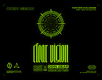 clear vision - Clothing print design