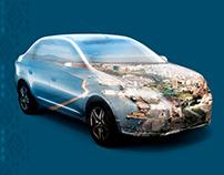 """Renault SYMBOL Made in Bladi """"Dernaha Djazairia"""""""