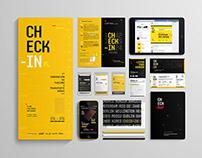Check-in | Branding