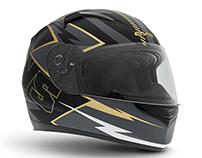 EVS Street Helmet Graphics