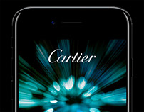 Cartier Magicien Digital Invitation