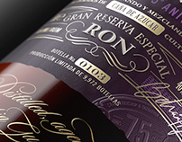 Botran & Co Rum /// CGI Illustration & Animation Film