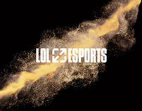 LOL Esports Rebrand