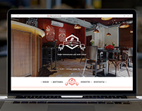 Web-site – Georgian restaurant