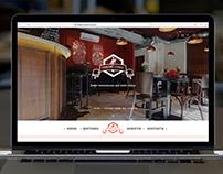 Web-site – Georgian restaurant