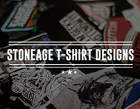 Stoneage T-shirt Designs