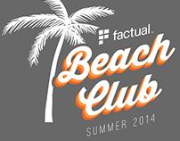 [Branding] Factual Summer Beach Shirts 2014