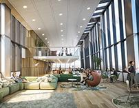 Pictury for H+Arkitekter / Copenhagen towers