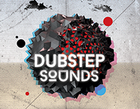 Flyer - Poster: Dubstep Sounds