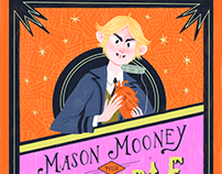 Mason Mooney Tells Terrible Tales