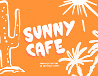 Sunny Cafe Handwritten Font