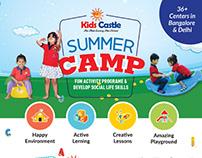 Kids Castle-TOI ad 2017