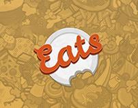 Eats, a food journal.