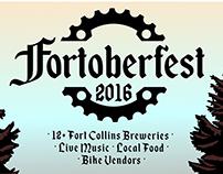 Fortoberfest Event Poster