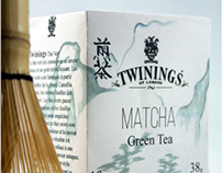 Twinings Tea, Green Tea Redesign