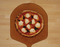 Crust Stone Oven Pizza