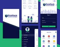PickPock Mobile App & Website