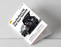 GM Accessories Brochure Design - Version 2