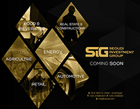 SIG Seoudi Investment Group Website