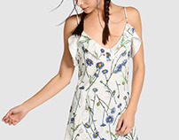 El Corte Inglés - Easy Wear | Dress print