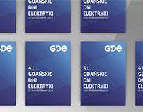 Gdańskie Dni Elektryki 2016 - rebranding