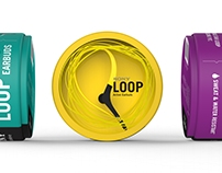 Sony Loop Packaging