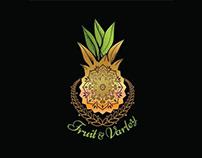 Fruit & Varley Logo + Menu Design