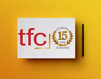 TFC Anniversary Crest & Print Banner Designs