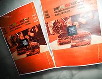 Poster & Photoreport: СТРИТ ЭТИКЕТ x FAST FOOD MUSIC