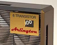 Arlington transistor