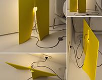 Floor lamp Dress