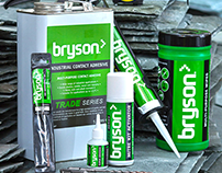 Bryson Packaging Design
