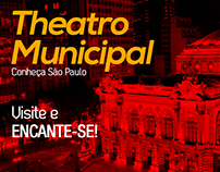 Cartaz Theatro Municipal