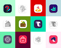 30 App Icons Logo Collection