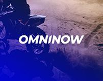 OMNINOW Brand Identity Design