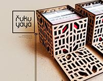 Rukuyaya: Tarjetas de presentación