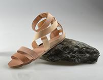 Italian Leather,  Sandal