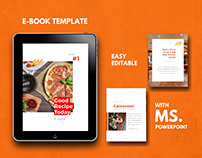 Recipe Ebook Template