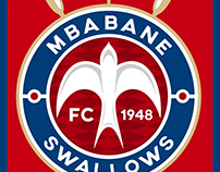 MBABANE SWALLOWS. With a little African touch.