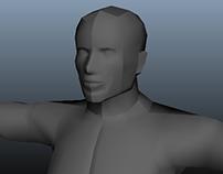 3D :: Male Avatar