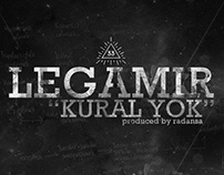 Legamir - Album Cover