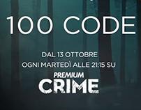 """Premium - Promo lancio della Serie Tv """"100 code"""""""