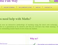 MathTutorialWebsite