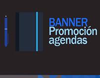 Banner Catálogo de agendas 2016