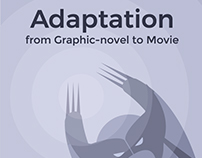 Adaptation | Print design