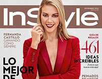 Instyle Mexico 11/16
