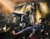 Death of a god - batman v superman dawn of justice