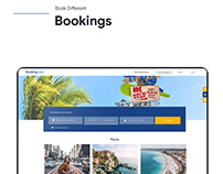 Booking Redesign Concept + Booking Voice