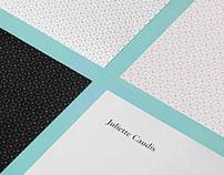 Juliette Caudis - Interior Design Branding
