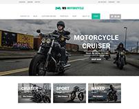 WS Motorcycle WooCommerce WordPress theme